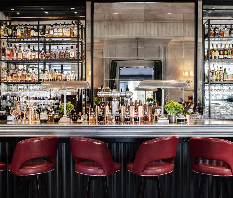 108 Brasserie, Marylebone