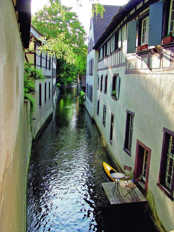 St. Alban Quartier Basel