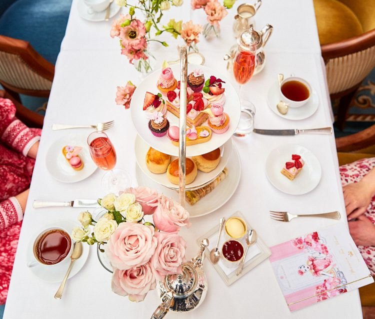 The Lanesborough x Peggy Porschen Afternoon Tea