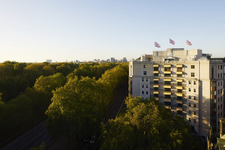 The Dorchester at Home