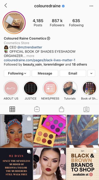 Black-owned beauty brands 10