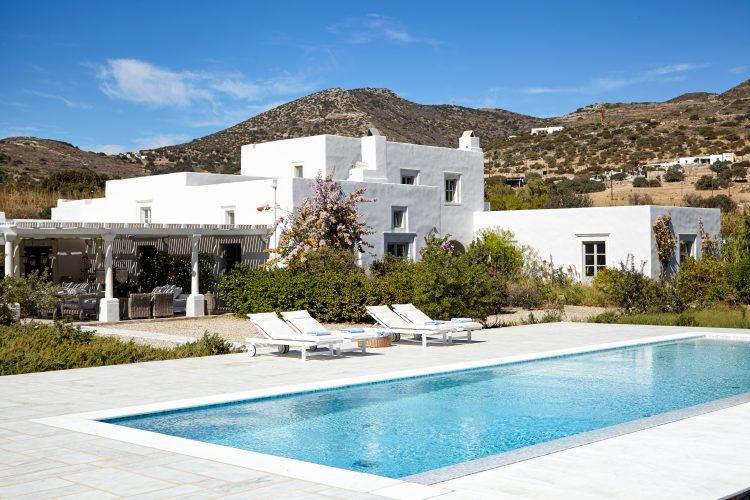 Villa Senna, Mykonos