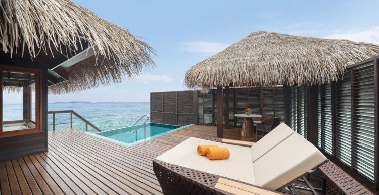 Sheraton Maldives 2