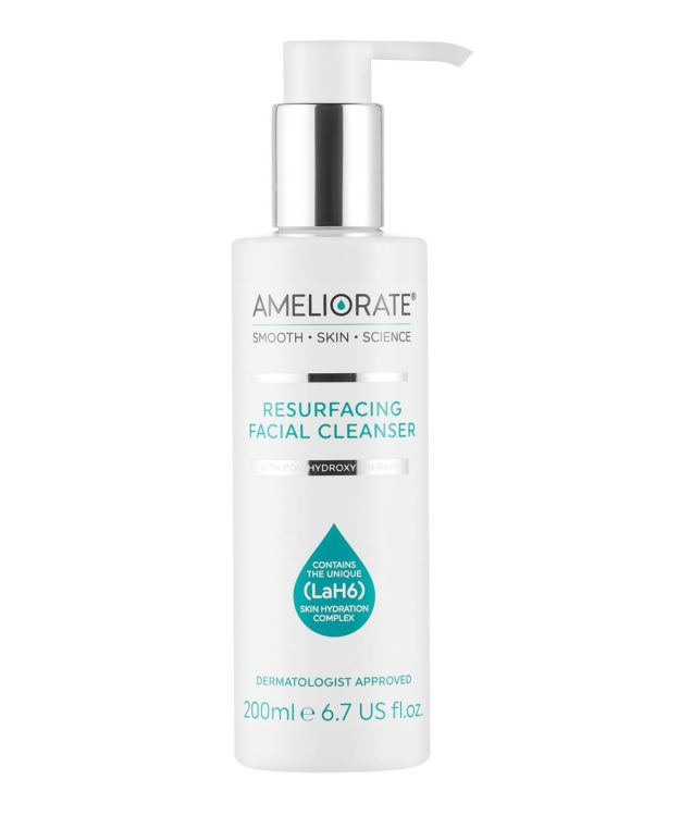 Ameliorate Resurfacing Facial Cleanser