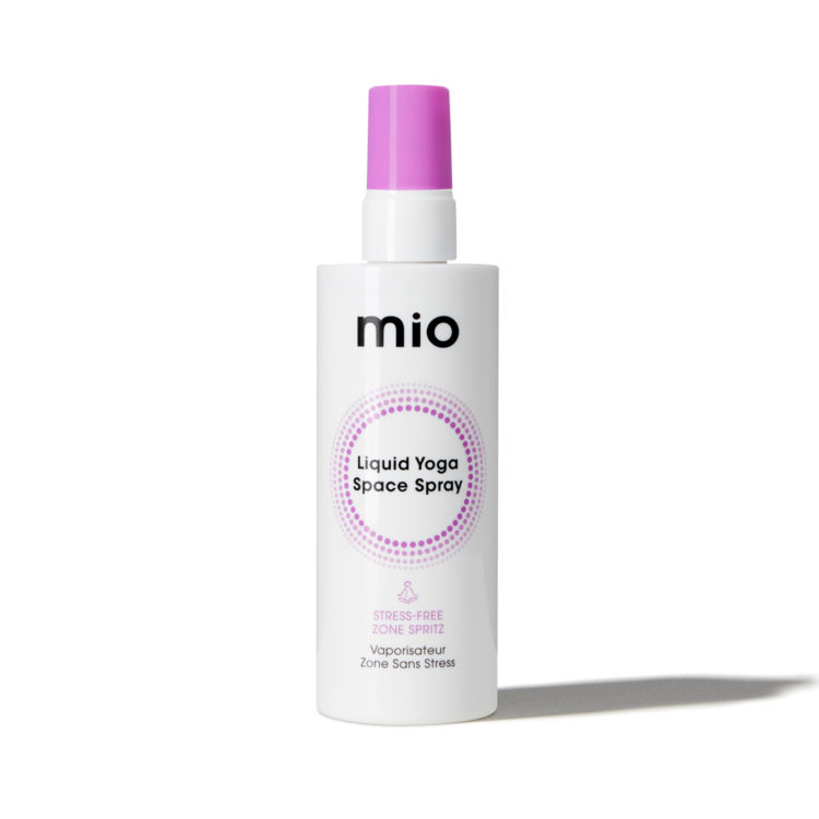 Liquid Yoga Space Spray, RRP £21, mioskincare.co.uk