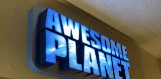 Awesome Planet New Epcot Show