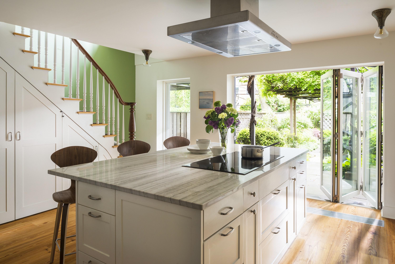 From Paper To Practice Garden Level Kitchen Baxt Ingui