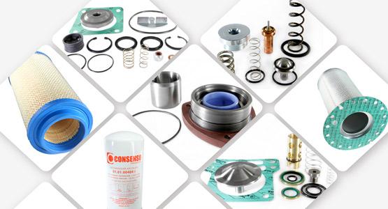 peças para compressores