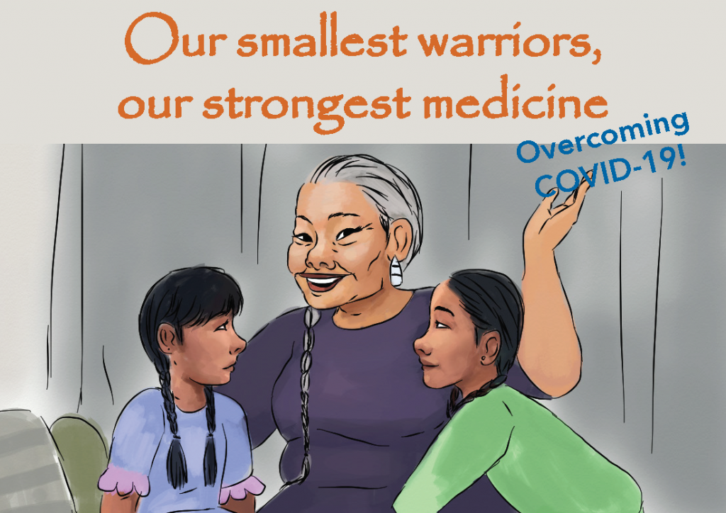 Our Smallest Warriors, Our Strongest Medicine