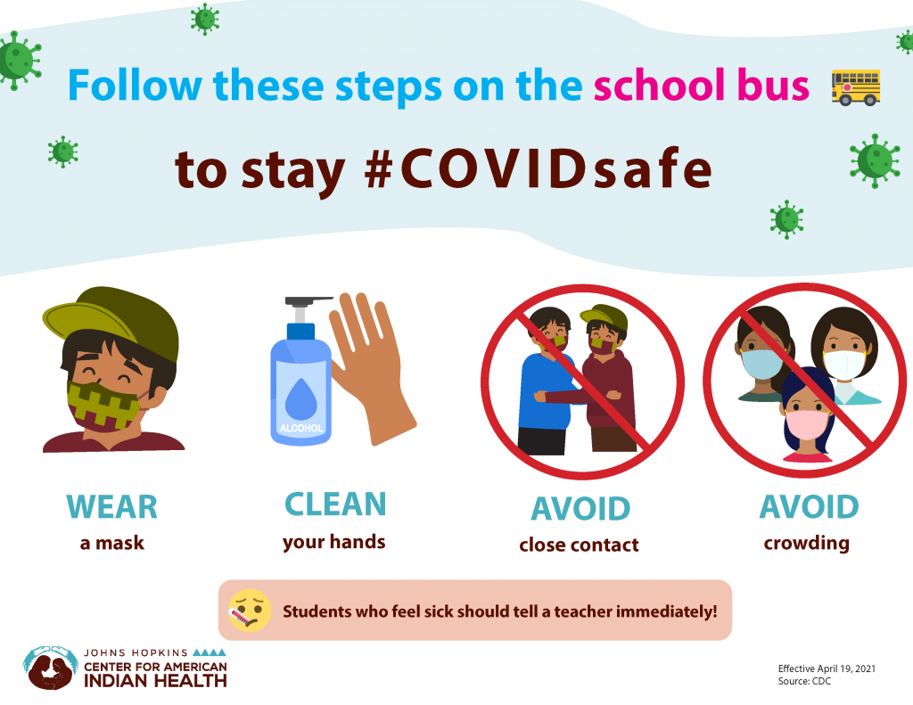 School Safety Fact Sheet: Follow These Steps on the School Bus
