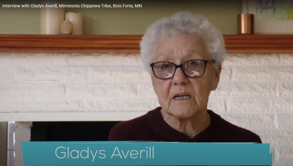 Minnesota Chippewa Elder Encourages COVID-19 Vaccination