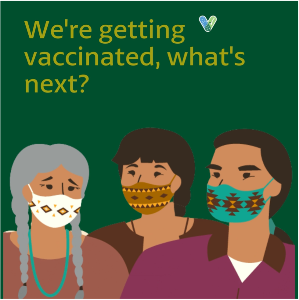 What You Can Do When Vaccinated