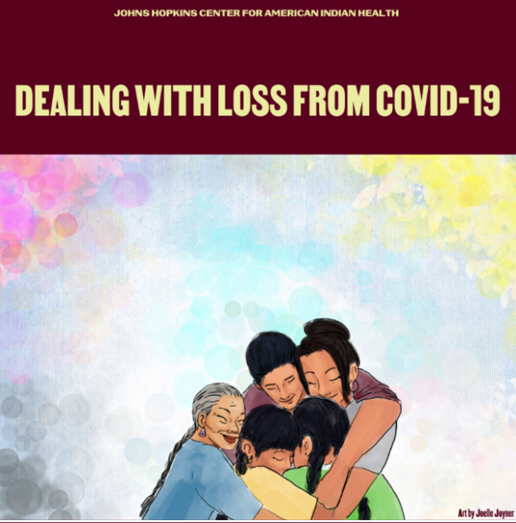 Dealing With Loss from COVID-19