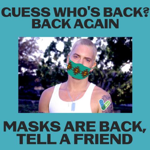 Mask Meme Social Media Toolkit