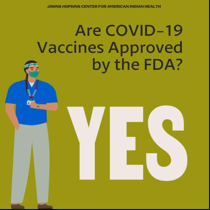 FDA Authorization of Pfizer Vaccine