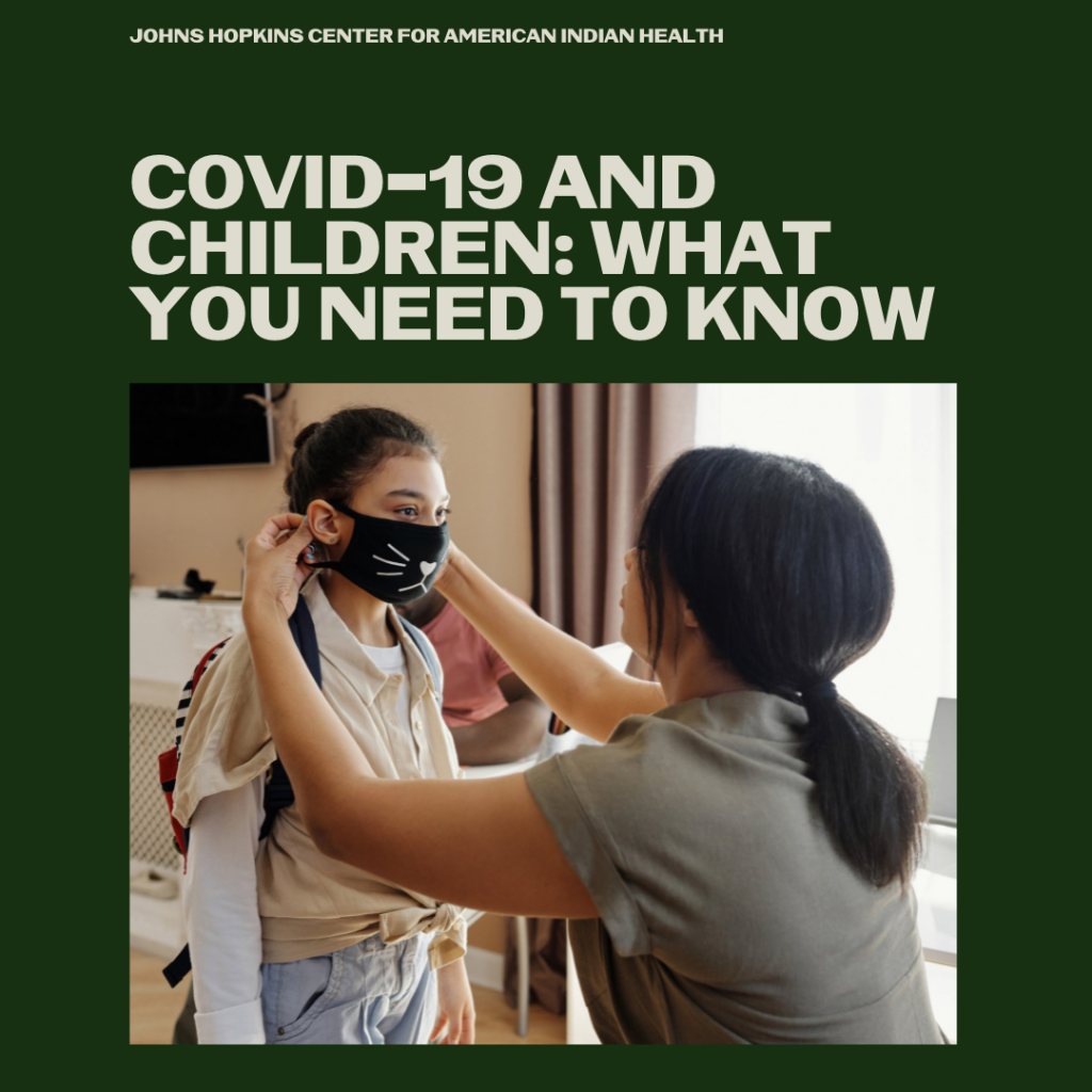 COVID-19 and Children: What You Need to Know