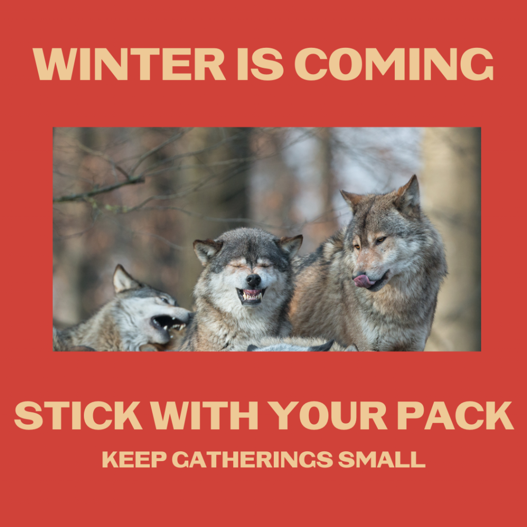 Stick with Your Pack