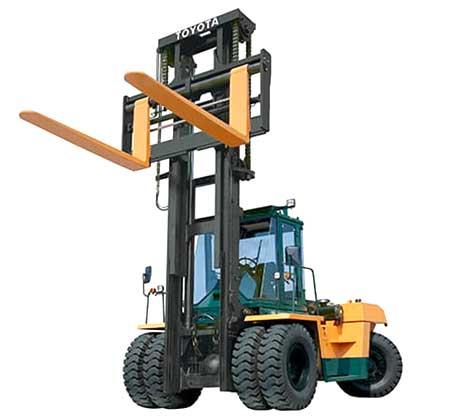 Toyota Industrial Forklift