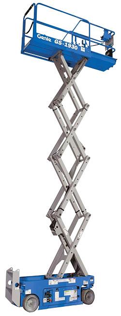 Genie 1930 scissor lift