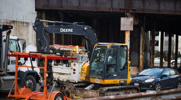 purchasing construction equipment