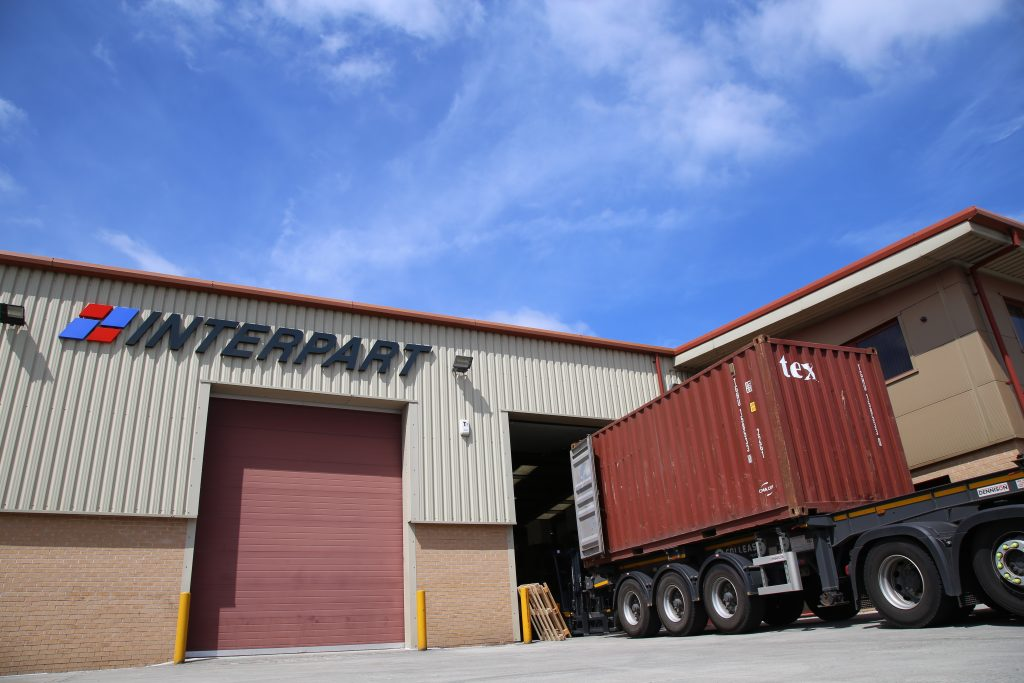 interpart aftermarket parts