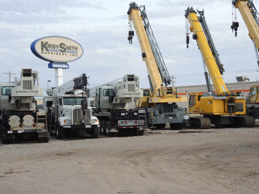 The Certified Equipment Support Professional provides insights into fleet manager responsibilities that dealer and supplier representatives may not be aware of. // Source: Kirby-Smith Machinery Inc.