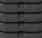 straight bar rubber track