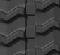 rubber track zigzag