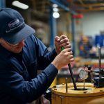 Heavy equipment transmission service