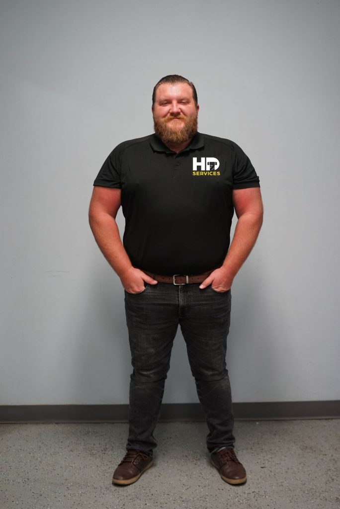 Erik DeAndero heavy equipment transmission services