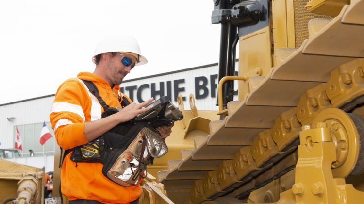 construction equipment appraisal inspection