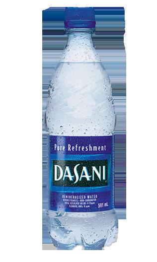 Agua Dasani