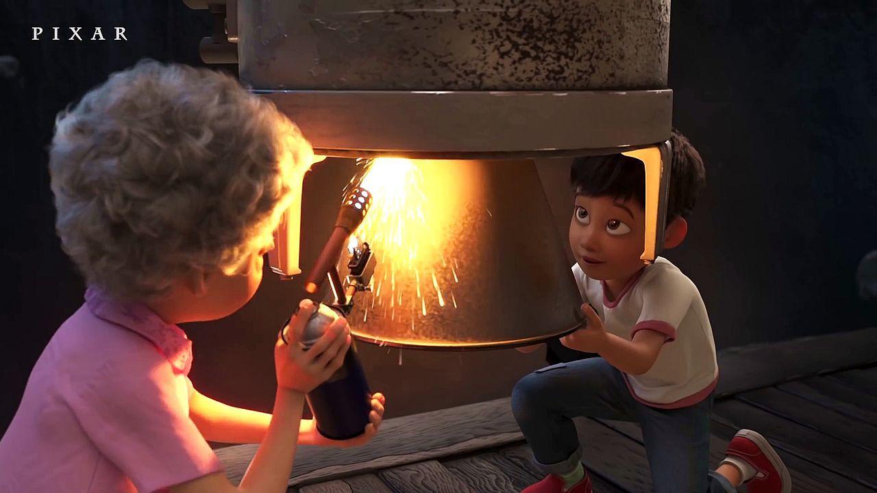 CGMEETUP - Wind Short Film by Walt Disney Animation Studios