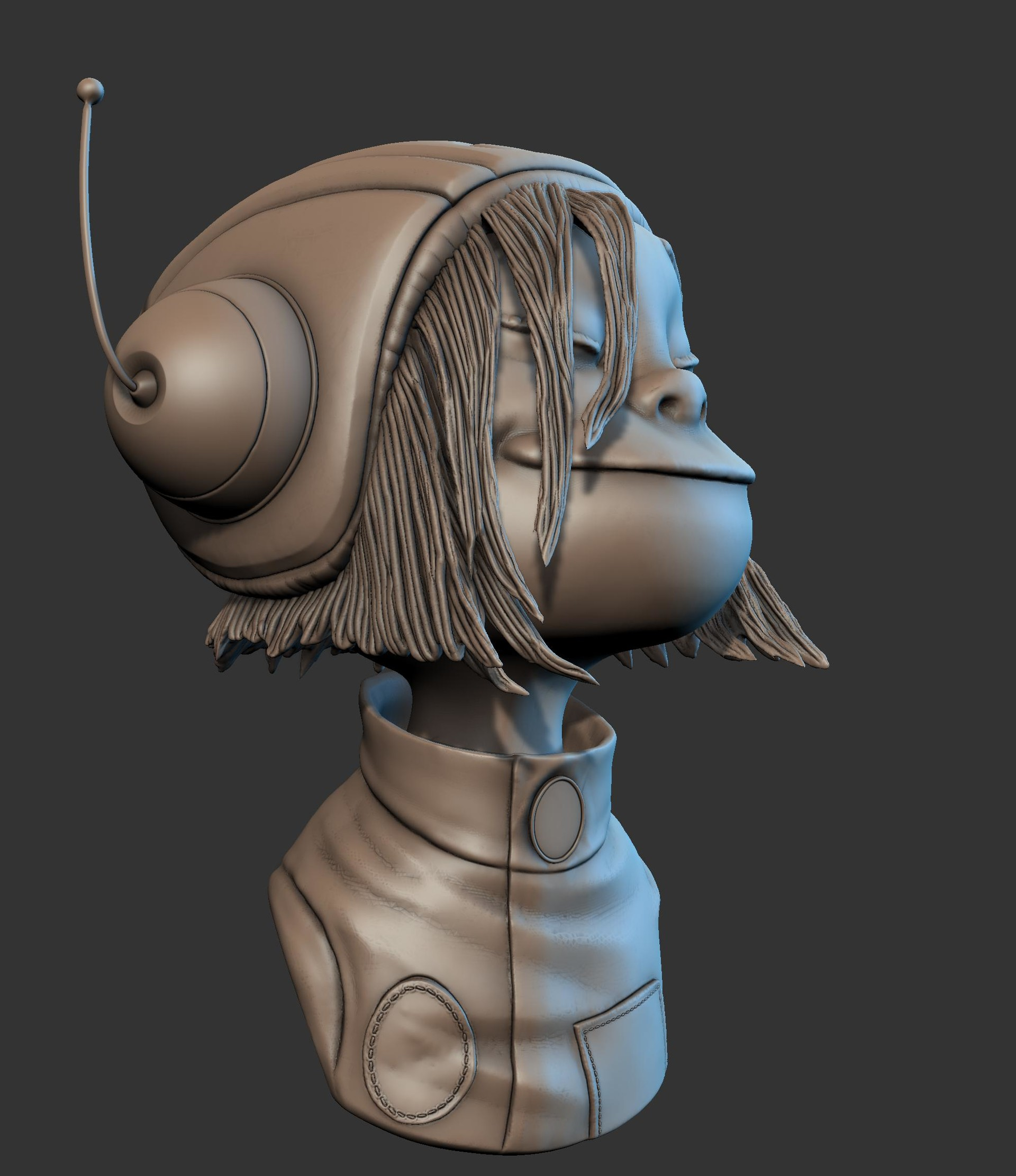 CGMEETUP - Noodle Speed Sculpt by Sergio Mengual