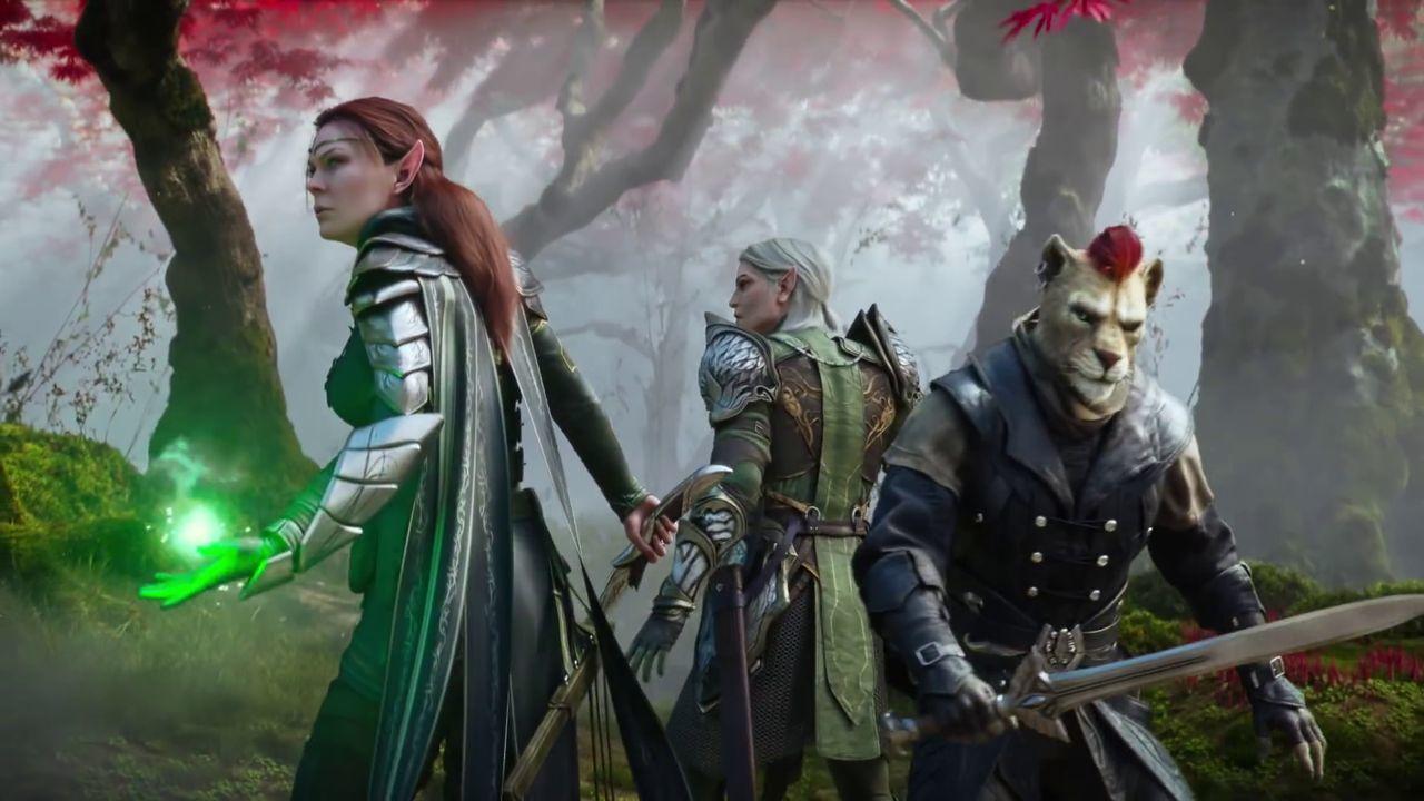 CGMEETUP - The Elder Scrolls Online: Summerset Cinematic Trailer by
