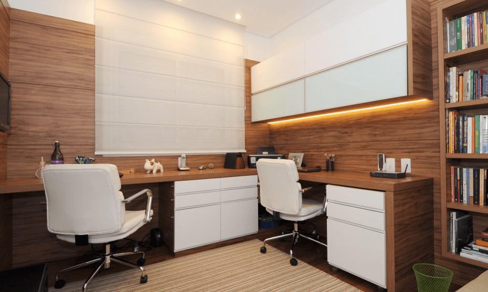 Iluminação no mobiliário é tendência na decoração