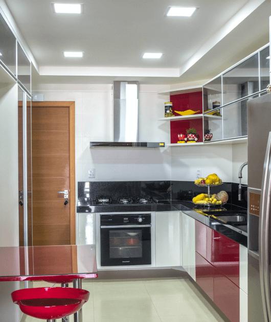 Cozinha Moderna Vinho