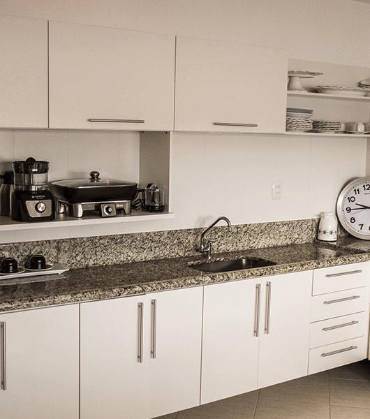 Cozinha Off-white