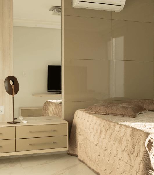 Dormitório Casal Clean