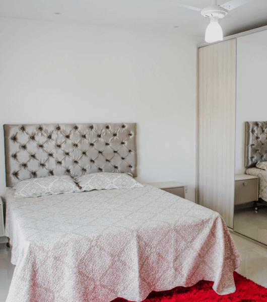 Dormitório Clean Casal