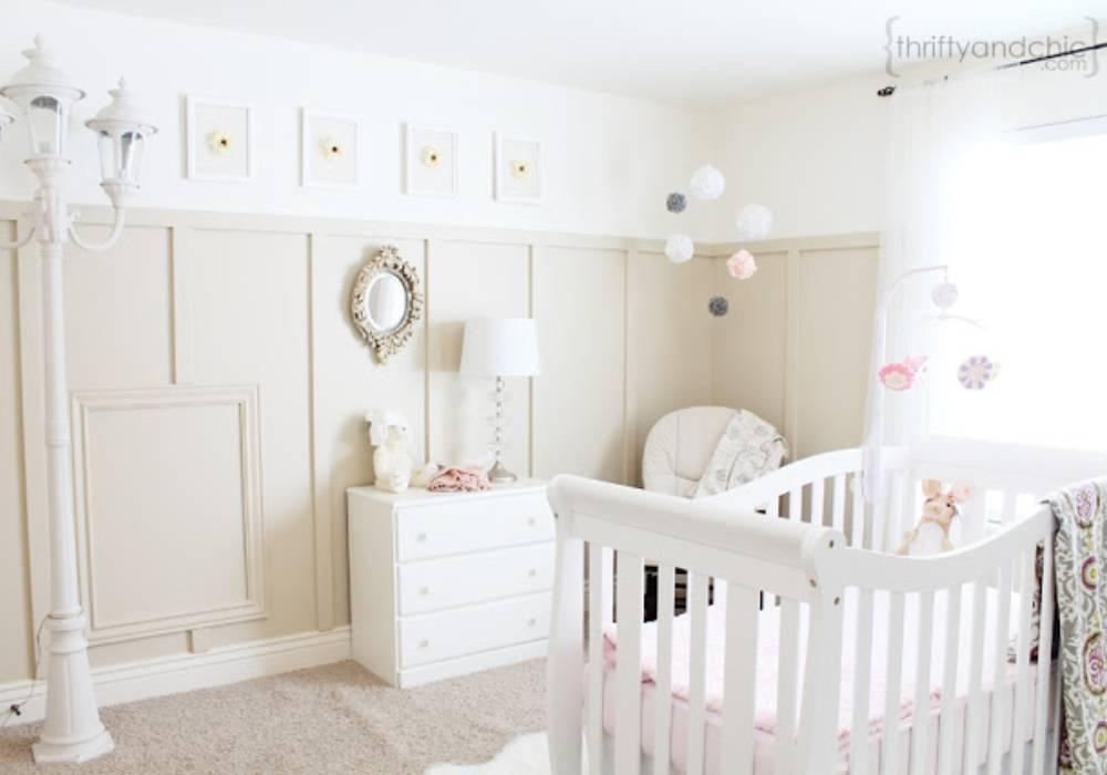 Guia para montar e decorar o quarto do bebê!