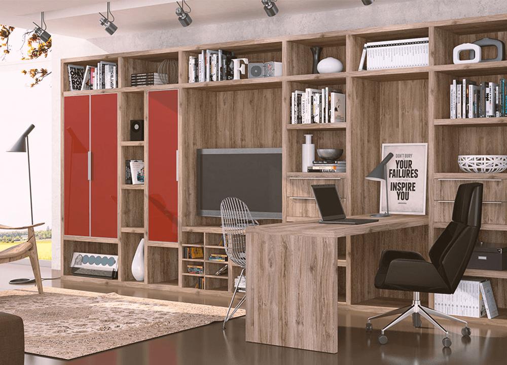 Delicato: 7 dicas de decoração de móveis planejados para Empresas