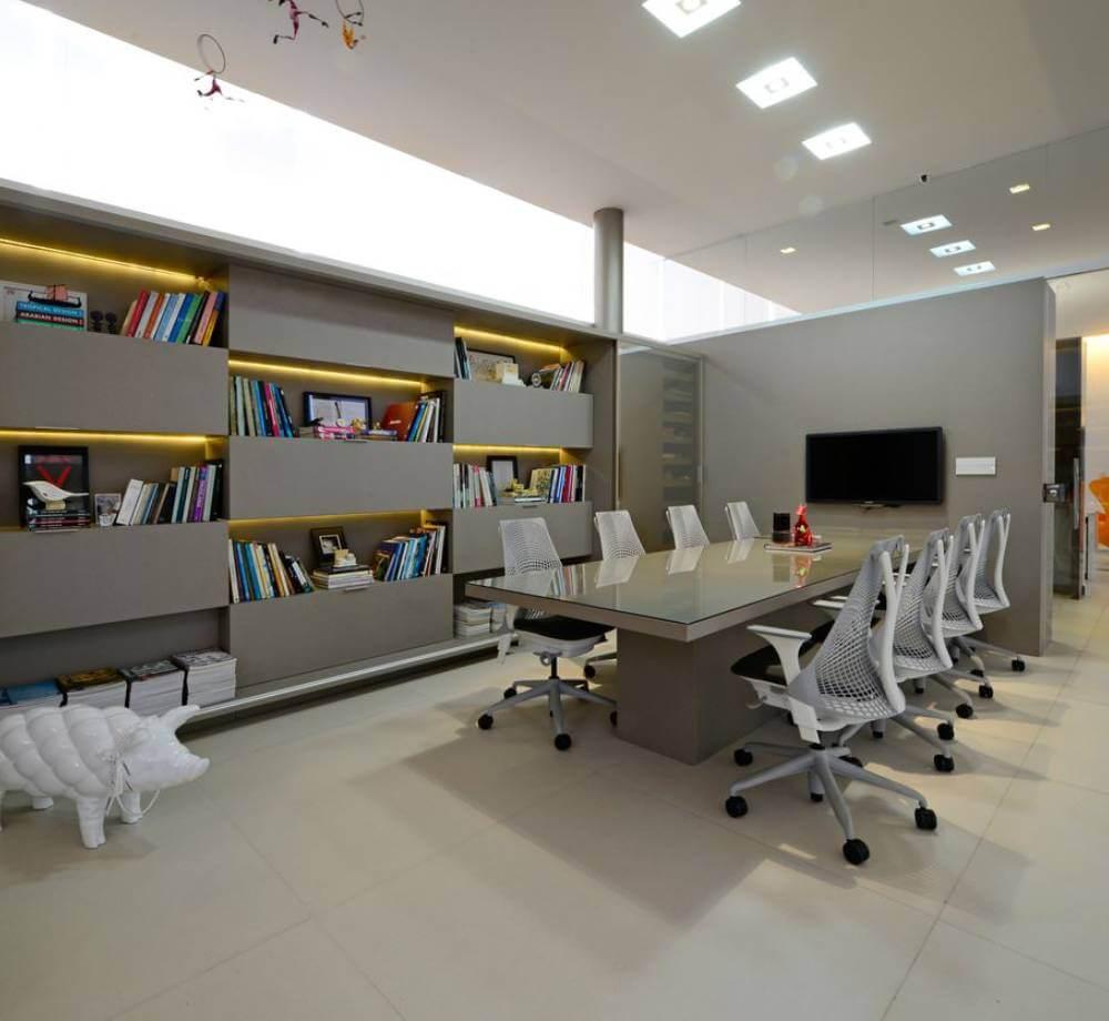 A importância da decoração em um ambiente corporativo