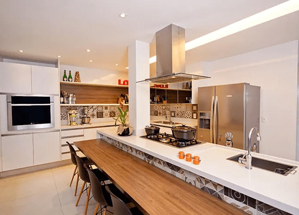 Cozinhas: Ideias de Decoração e Design de Interiores