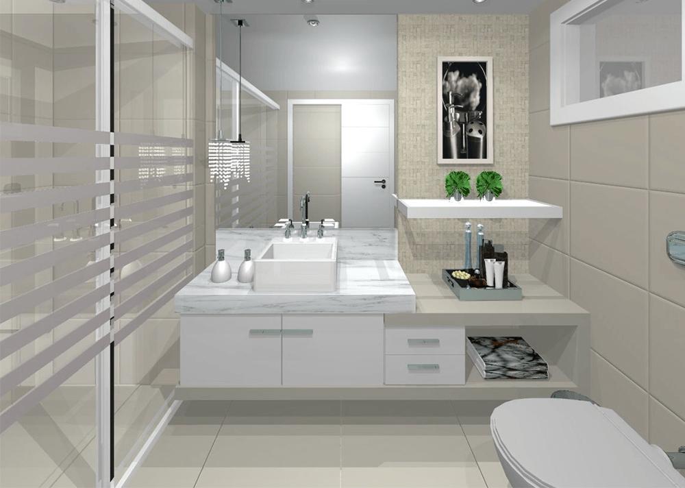 Confira aqui algumas dicas para escolher móveis para o seu banheiro!