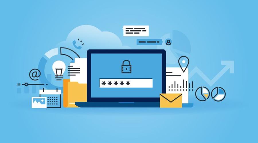 Identidade e segurança no meio eletrônico com chaves criptográficas