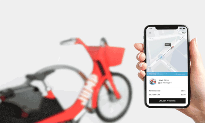 Uber Faz Teste Com Bicicletas Desbloqueadas Por Aplicativo
