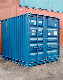 CONTAINER DRY (CONTAINER SECO)