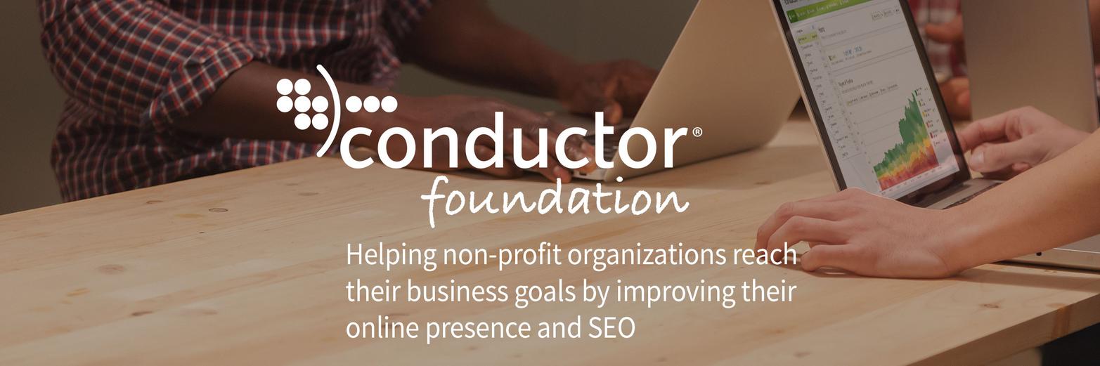 conductor foundation