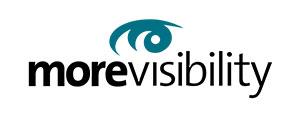 rebranding morevisibility logo